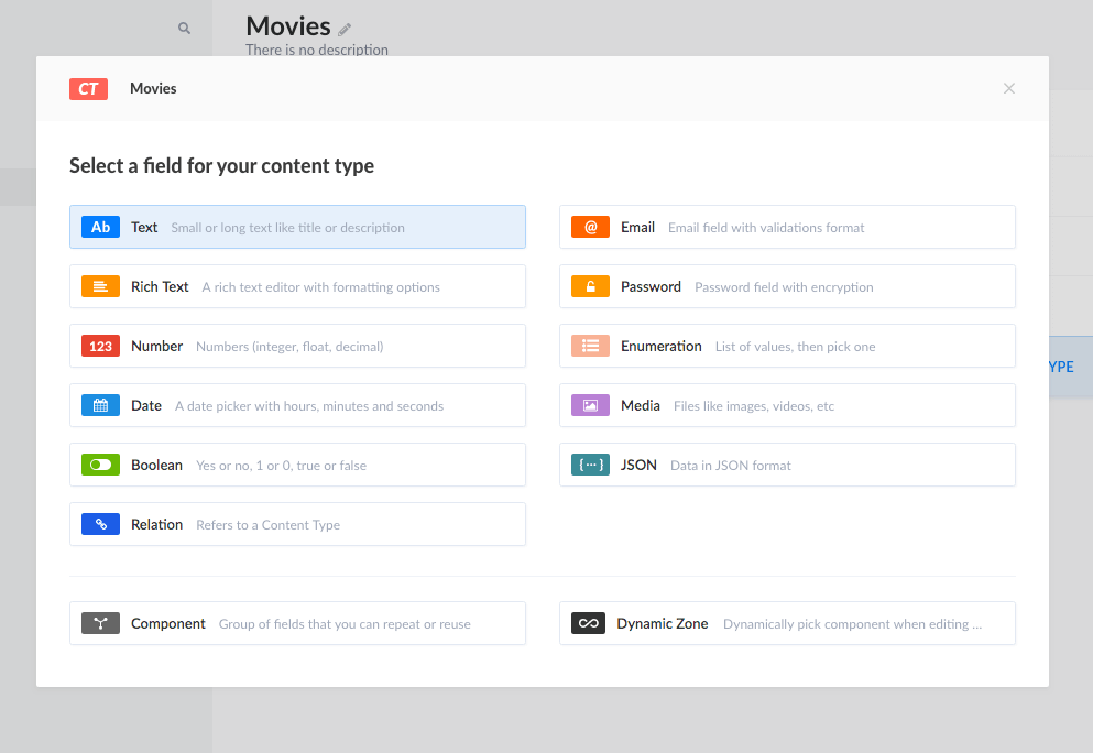 How to Build a Movie Database & API with Strapi